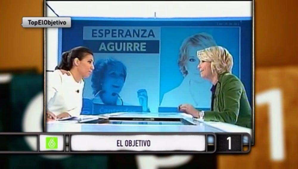 Ana Pastor entrevista a Esperanza Aguirre