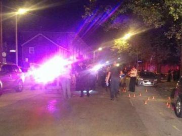 Tres personas han muerto y una cuarta ha resultado herida en el tiroteo