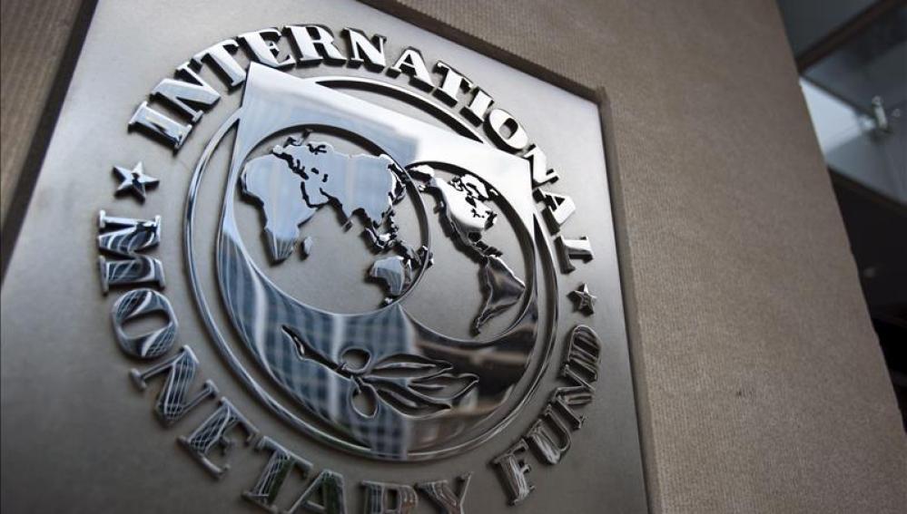 Imagen del logotipo del Fondo Monetario Internacional