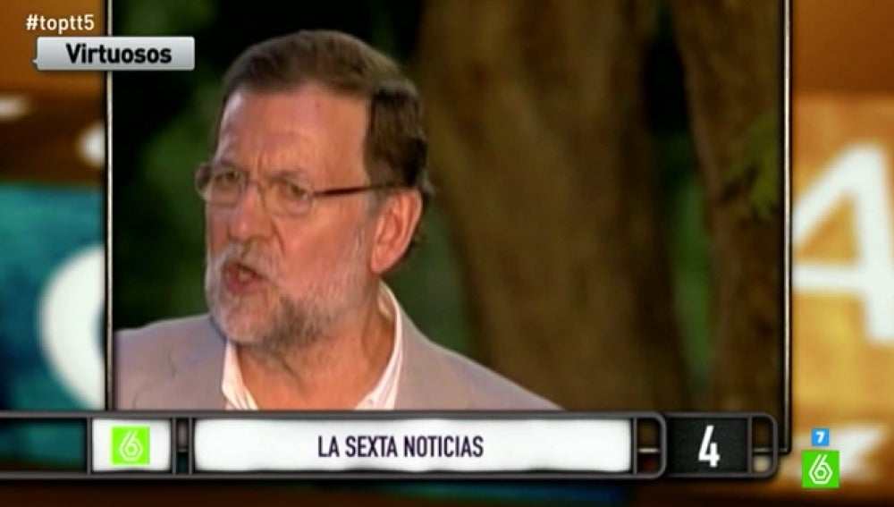 Mariano Rajoy, un gran comunicador