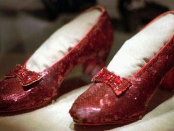 Zapatos de Dorothy en  'El Mago de Oz'