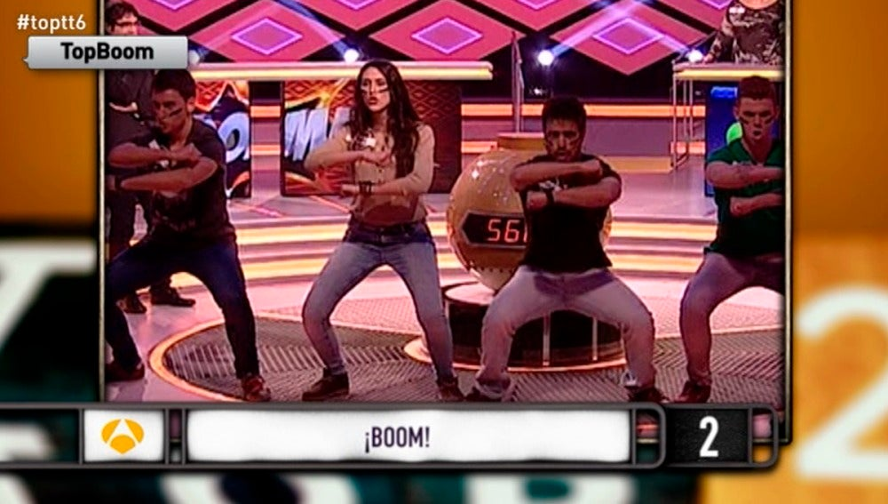 Juanra Bonet alucina con las presentaciones de algunos equipos de 'Boom'