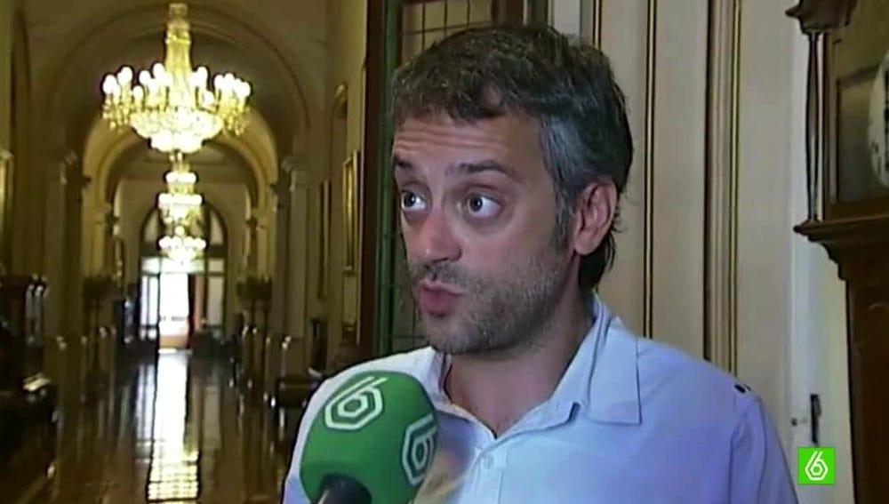 Xulio Ferreiro habla con laSexta
