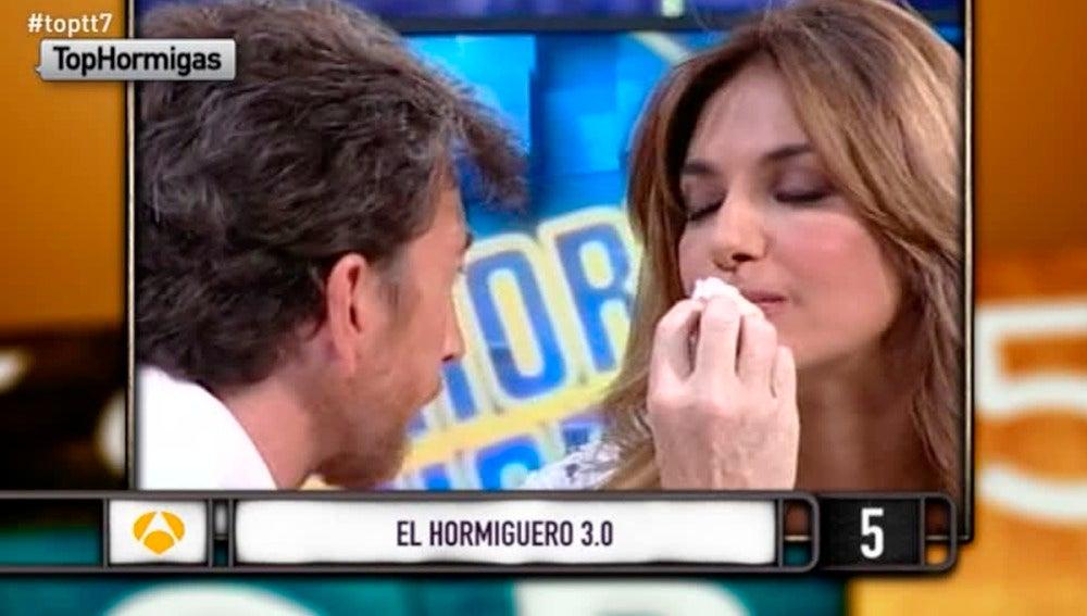 """Mariló Montero, a Pablo Motos: """"Me como un plátano todos los días"""""""