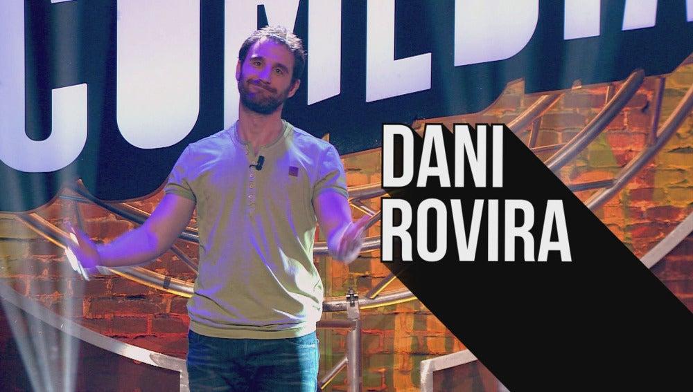 Dani Rovira, en El Club de la Comedia