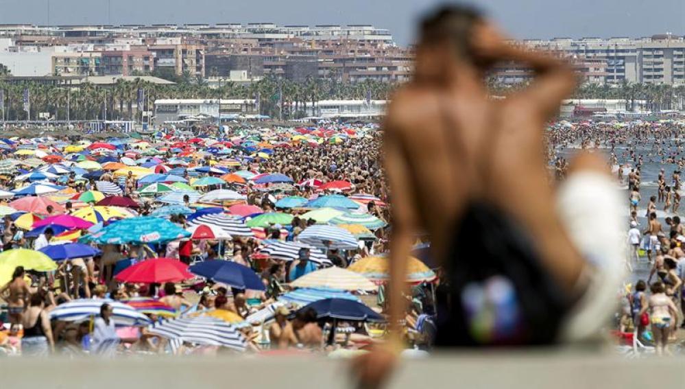Andalucía es el destino favorito de los españoles para pasar las vacaciones