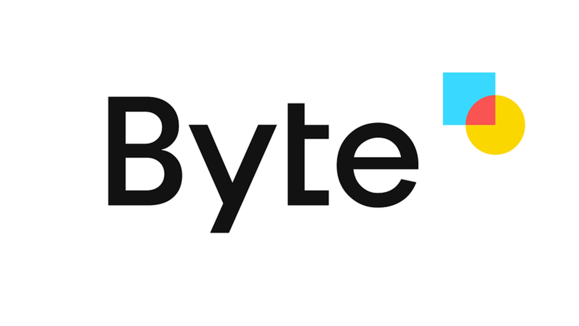 Logotipo de Byte