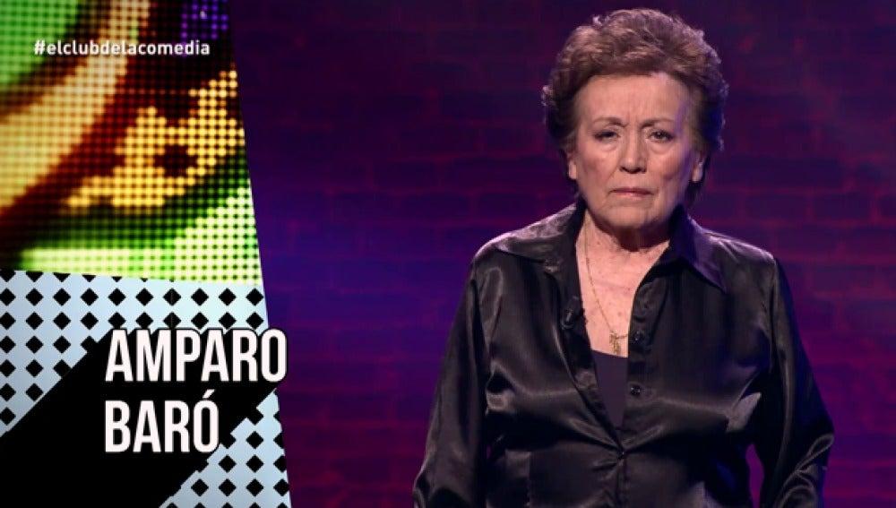 'El Club de la Comedia' recuerda a Amparo Baró