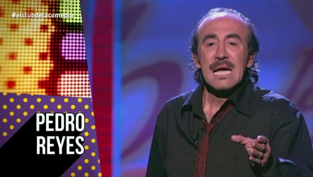 'El Club de la Comedia' homenajea a Pedro Reyes