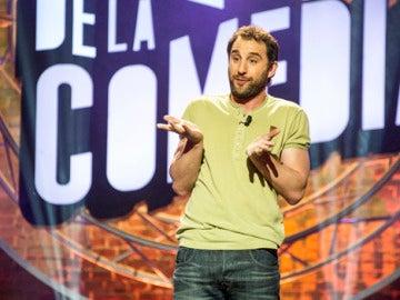 Dani Rovira, en la quinta temporada de 'El Club de la Comedia'
