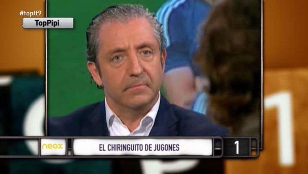 """Pipi Estrada: """"No puedo hablar de cantidades ni brutas ni netas, puedo hablar de cantidades"""""""