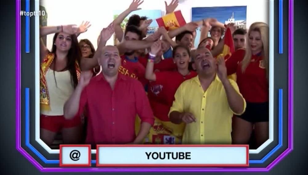 'Animar la Selección', de los Hermanos Romero, es el 'El Temazo'