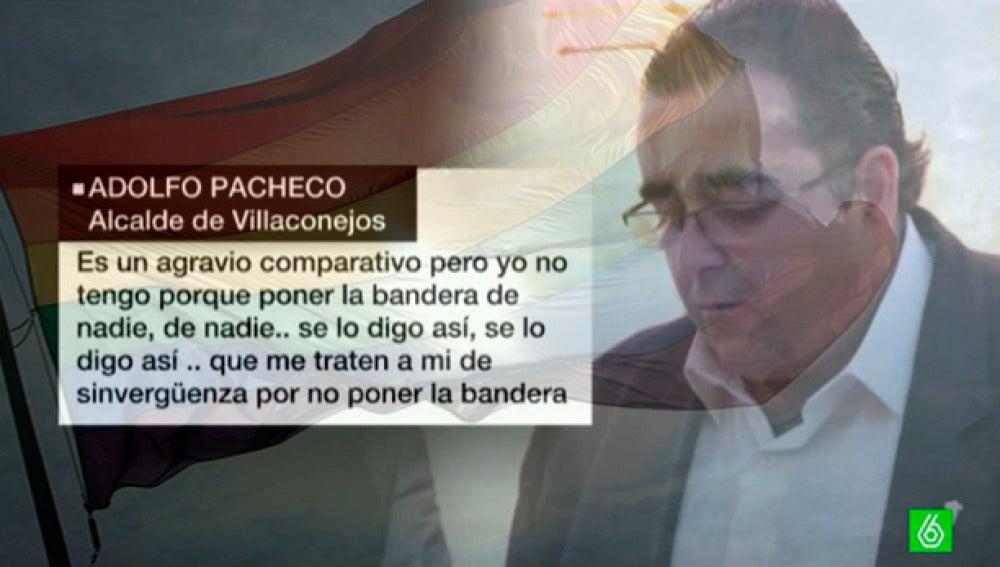 Adolfo Pacheco, alcalde de Villaconejos