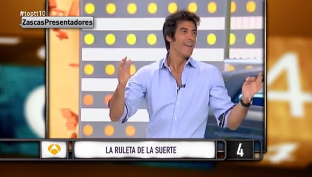 """Jorge Fernández: """"Vamos a parar el programa por la rubia del público"""""""