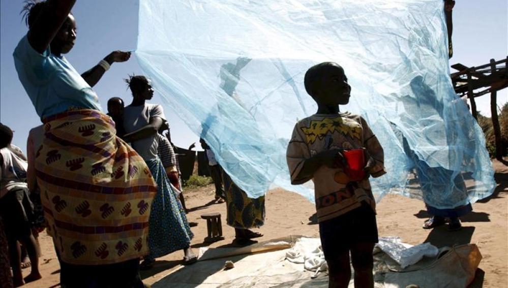 Después de 30 años la vacuna contra la malaria abre la esperanza en África