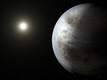 La NASA descubre planeta gemelo de la Tierra