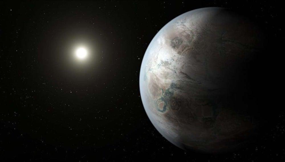 Primer planeta con zona habitable, Kepler-452b