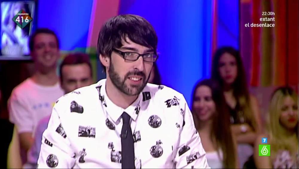 """Quique Peinado: """"El Auto-Tune puede hacer auténticos temazos como el vídeo del caloret o el single de Ylenia"""""""