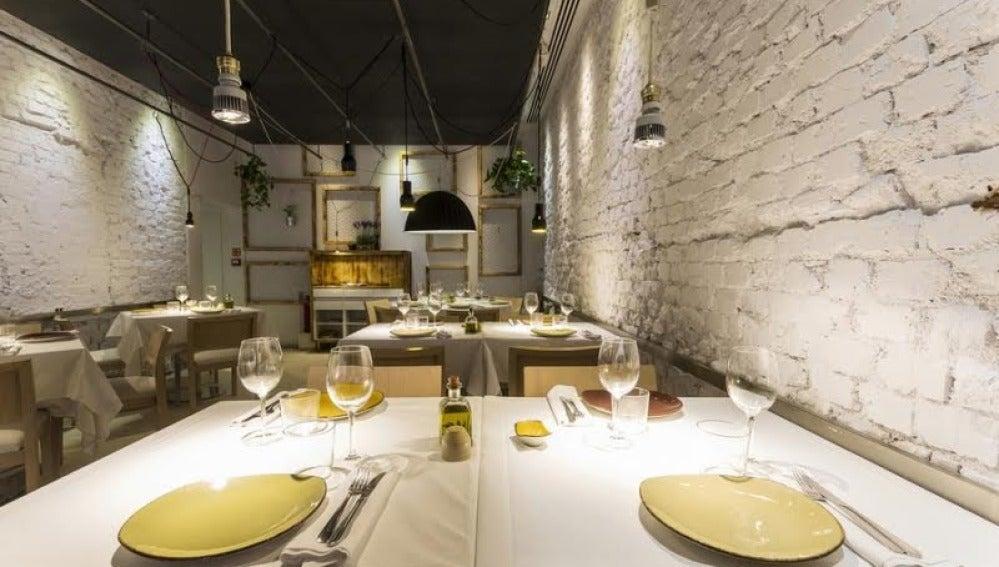 Imagen de un restaurante a prueba de Chicote