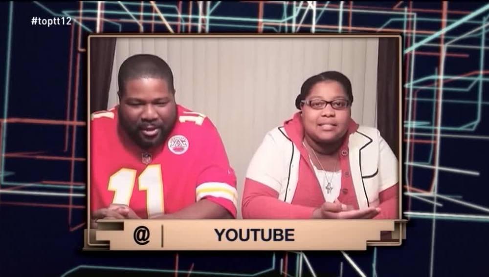 El beat-box de una pareja es el vídeo viral de 'Top Trending Tele'