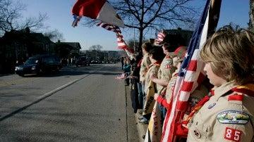 Los Boy Scouts en Estados Unidos