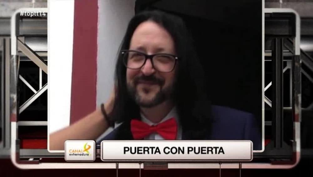 """José Aguilar, conocido como 'José el del agua': """"Mi pelo lleva unos cuidados especiales, me hago la plancha de vez en cuando"""""""