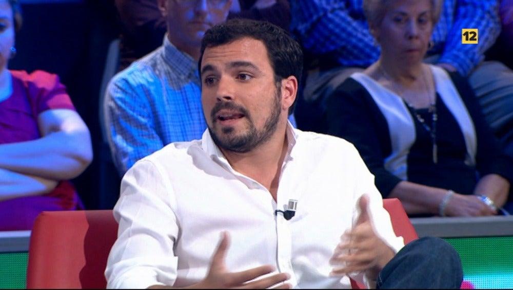 Alberto Garzón y Antonio Hernando, el sábado en LaSexta Noche