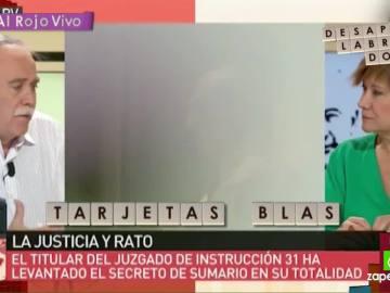 """Miki Nadal: """"Las tarjetas 'blas' gold y máster 'blas' se las conceden a los que tienen cuentas en Epi"""""""