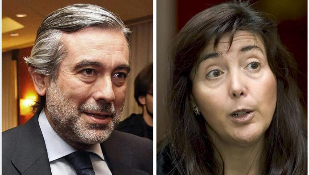 Enrique López y Concepción Espejel, próximos al PP, juzgarán también el caso Bárcenas