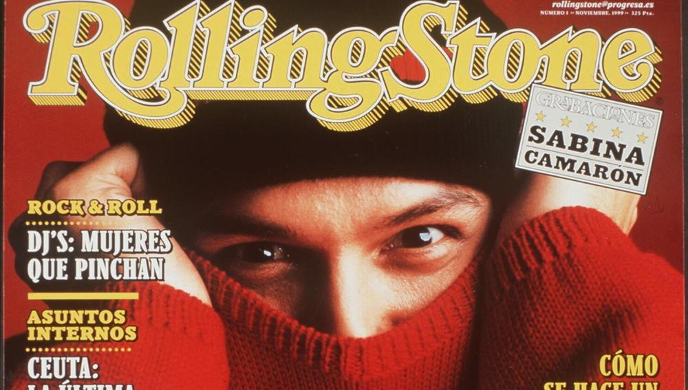 Publicación de la revista Rolling Stone