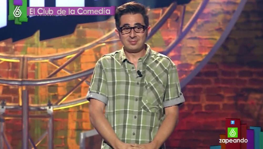 """Berto Romero: """"El día que la primera persona pensó en el blanqueamiento de ano, la humanidad perdió una batalla"""""""
