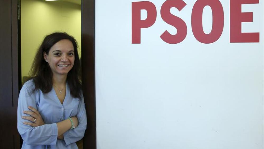 Sara Hernández, Partido Socialista de Madrid