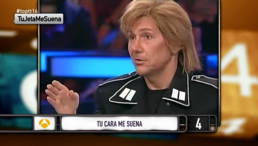"""Santiago Segura a 'Flo': """"Si quieres ganar este concurso, estudia un poquito, machote"""""""