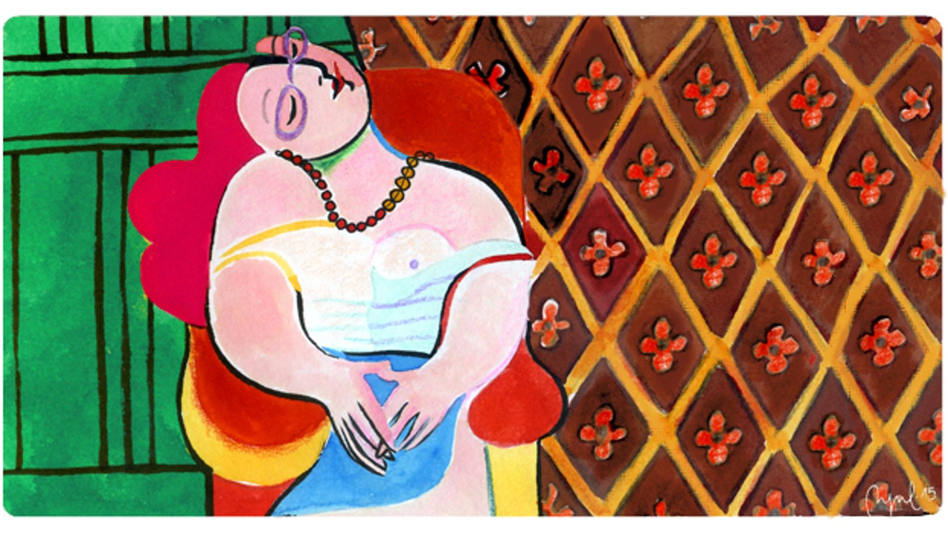 Picasso y las matemáticas
