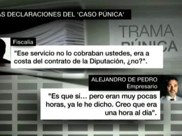 Conversación de Alejandro de Pedro