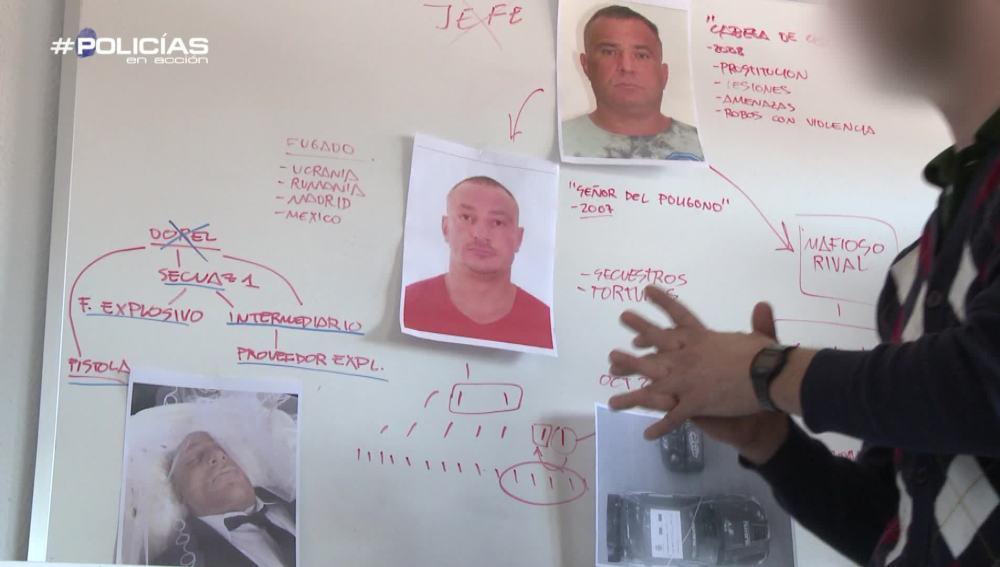 """Un agente de 'Policías en acción': """"No quieren delatar al capo... Su vida o la de su familia puede estar en peligro"""""""