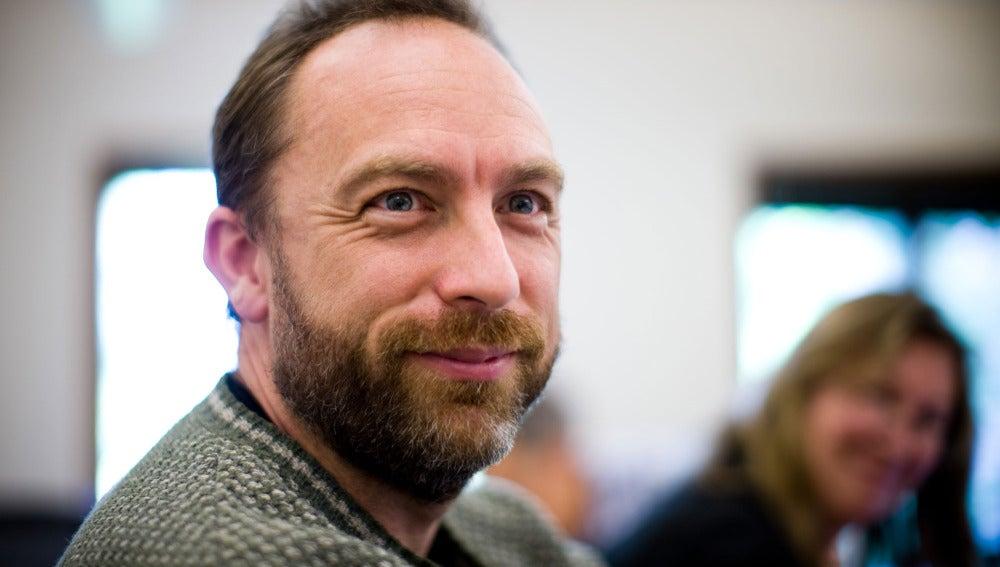 El creador de la Wikipedia