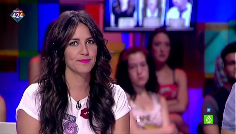 """Irene Junquera: """"Si le hubiera tocado Inda en el asiento de al lado, Pablo Iglesias habría querido viajar en la bodega"""""""