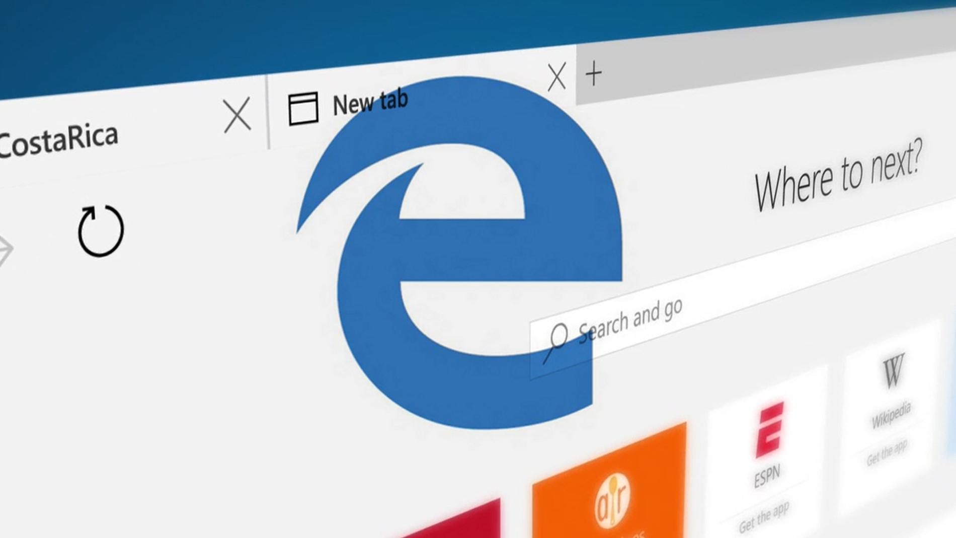 El nuevo navegador de Windows: Edge