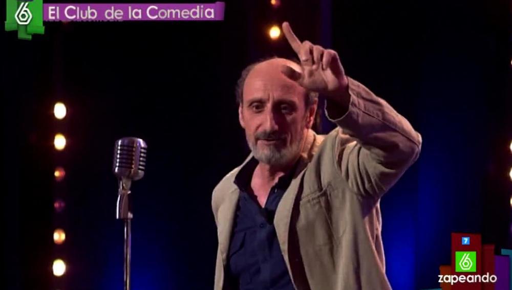José Luis Gil en El Club de la Comedia