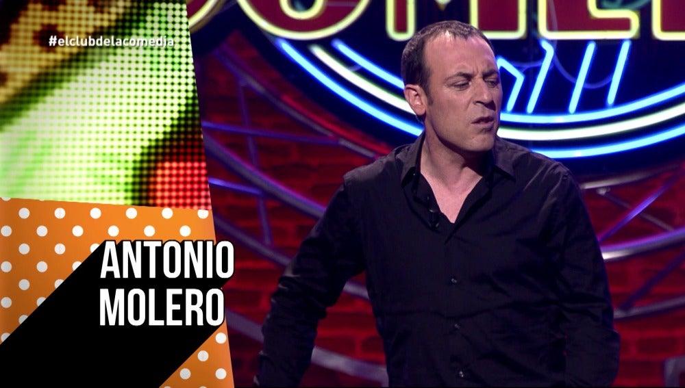 Antonio Molero