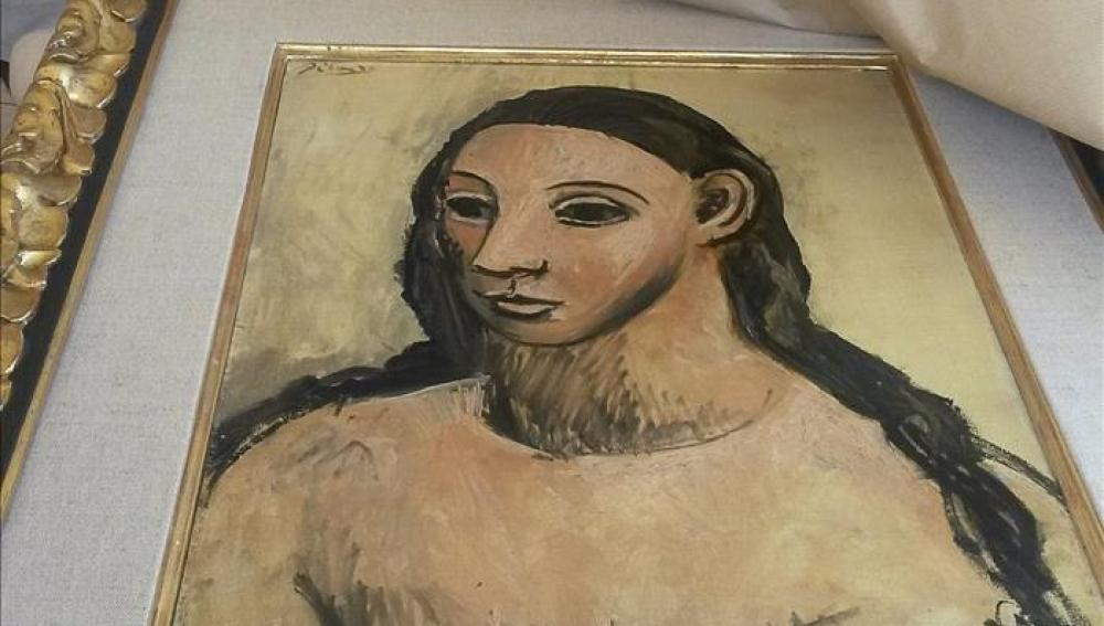 Cuadro Picasso de Jaime Botín