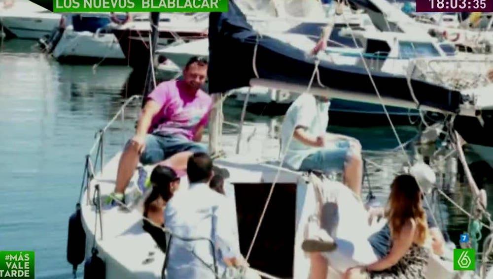 Un empresario murciano crea la primera web para compartir embarcaciones a bajo coste