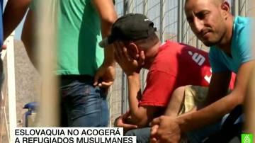Eslovaquia no acogerá a refugiados musulmanes