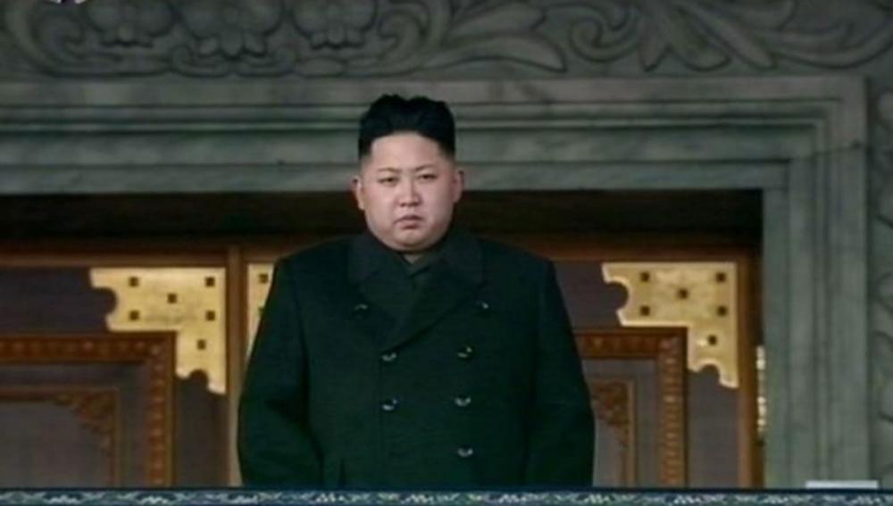 Kim Jong Un en una imagen de archivo
