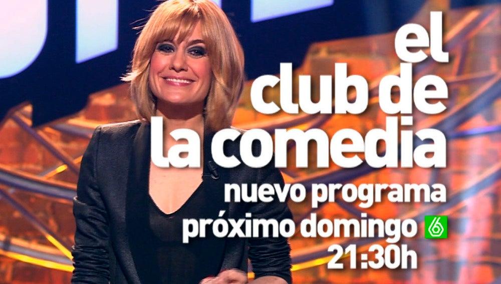 Nuevo programa de 'El Club de la Comedia'