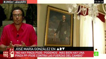 José María González, en ARV