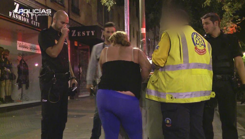 """Los 'Policías en acción' detienen a tres sospechosos por intento de robo: """"Me creo lo que ha visto mi compañero"""""""