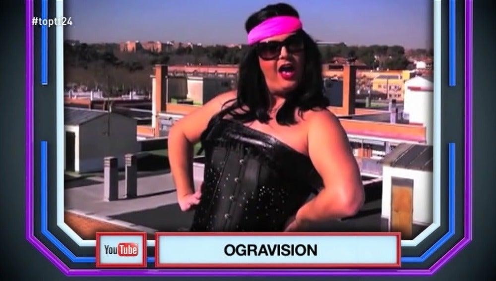 La Ogra vuelve a ser 'El Temazo' con su canción sobre las 'Gordas traicioneras'