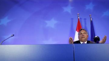 El primer ministro de Hungría, Viktor Orbán